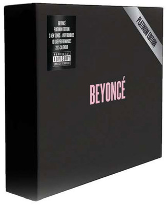 "Beyonce - Platinum Edition ""2CD+2DVD"""