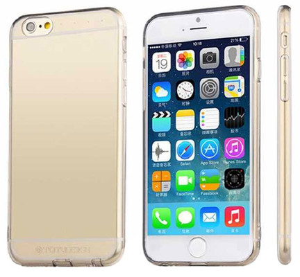 TOTU Soft Frivolous for iPhone 6 Plus Crystal Gold