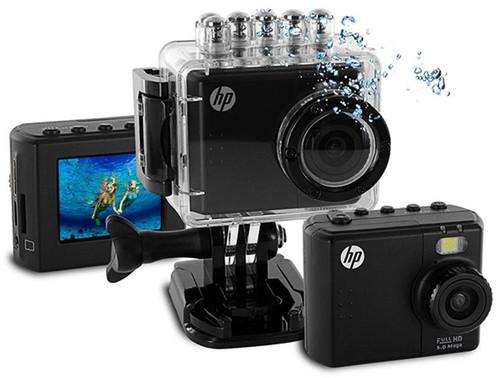 HP AC150 Aksiyon Kamerası