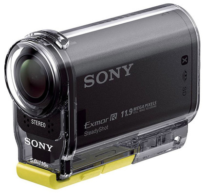 Sony Action Cam HDRAS20B.E35