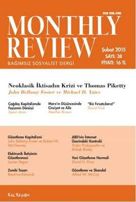 Monthly Review Sayı - 38