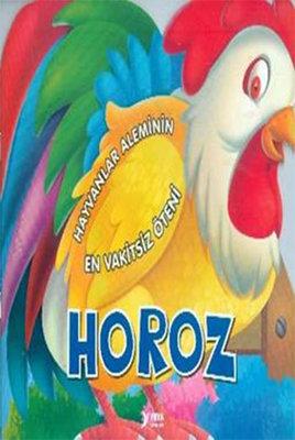 Hayvanlar Alemi Serisi - Hayvanlar Aleminin En Vakitsiz Öteni Horoz