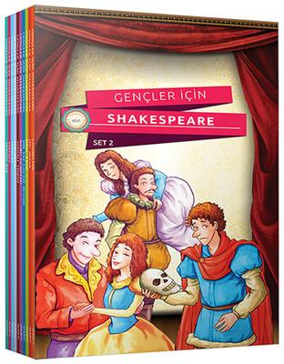 Gençler İçin Shakespeare Set 2 - 10 Kitap Takım
