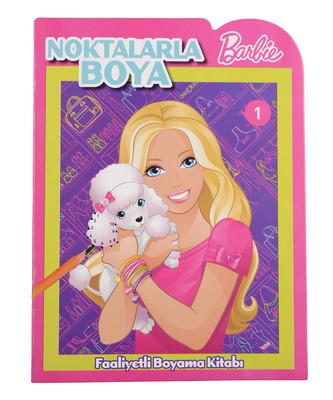 Barbie Noktalarla Boya 1