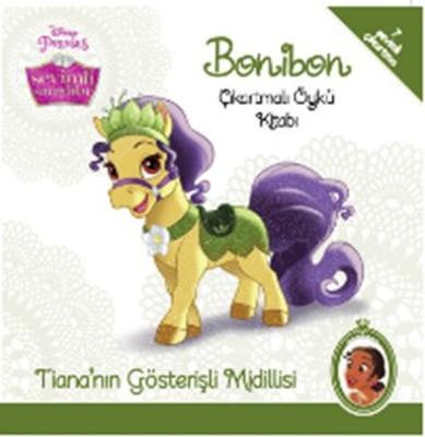 Disney Sevimli Saraylılar - Bonibon Çıkartmalı Öykü