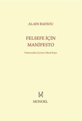 Felsefe İçin Manifesto
