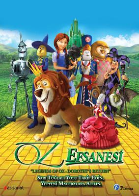 Legends of Oz: Dorothy's Return - Oz Efsanesi