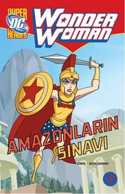 Wonder Woman - Amazonların Sınavı