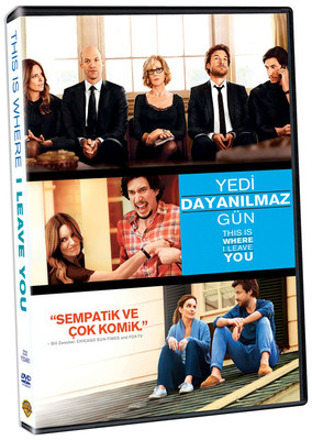 This Is Where I Leave You - Yedi Dayanilmaz Gün