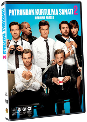 Horrible Bosses 2 - Patrondan Kurtulma Sanati 2 (SERI 2)