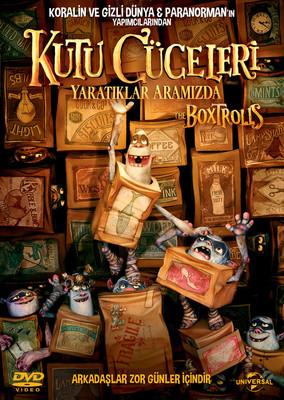 The Boxtrolls - Kutu Cüceleri Yaratiklar Aramizda