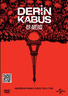 As Above So Below - Derin Kabus