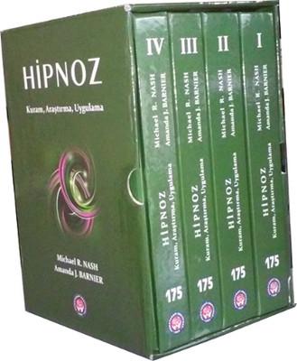 Hipnoz - 4 Kitap Takım