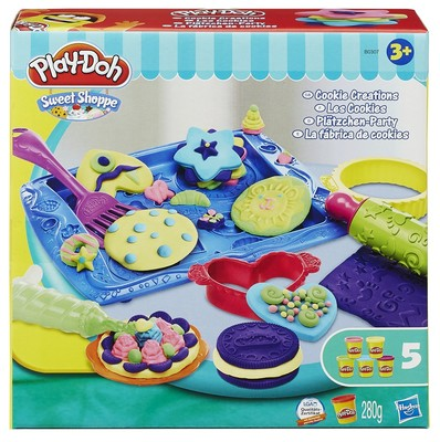 Play-Doh B0307 Kurabiye Seti