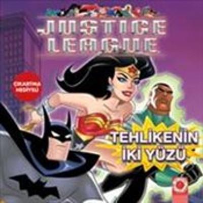 Justice League Tehlikenin - İki Yüzü