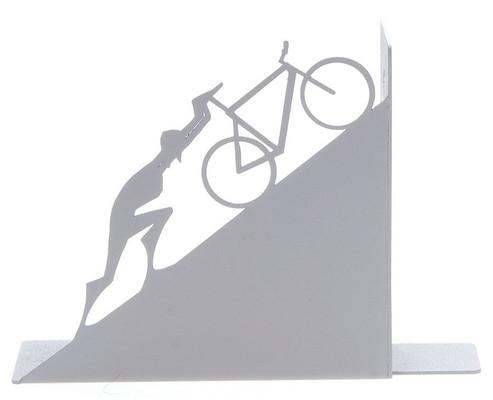 Tosbaa Sisifos'un Bisikleti Gri Kitap Stoperi