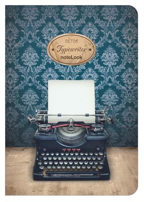 Notelook Retro Typewriter Multi