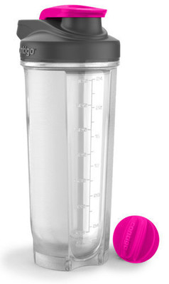 Contigo Shake&Go Fit Protein Shaker 820 ml Neon/Pink-Neon Pembe 1000-0389