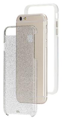 Case Mate Sheer Glam For iPhone 6 Plus Champagne CM031439