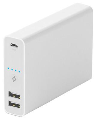 Ttec PowerUp Jumbo Tasinabilir Sarj Cihazi 13.000mAh-Beyaz 2BB109B