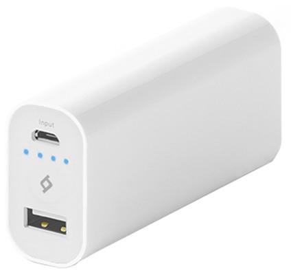 Ttec PowerUp Ultra Tasinabilir Sarj Cihazi 5.200mAh-Beyaz 2BB107B