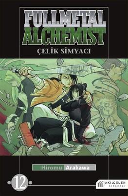 Fullmetal Alchemist - Çelik Simyacı 12