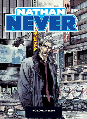 Nathan Never 18