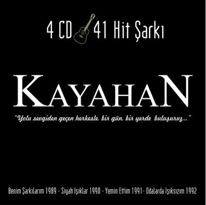 Kayahan (41 Hit Şarkı) 4 CD BOX SET