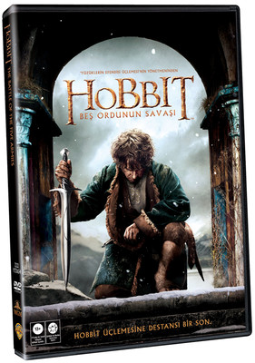 Hobbit: The Battle Of The Five Armies - Hobbit : Bes Ordunun Savasi (SERI 3)