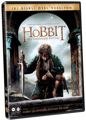 Hobbit:The Battle Of The Five Armies 2 Disc S.E - Hobbit:Bes Ordunun Savasi 2 Disc (SERI 3)