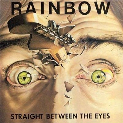 StraightBetweenTheEyes [180 Gr. Mp3 Download Voucher,Limited Edition]