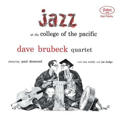 Jazz At The College Of The Pacific [180 Gr, Mp3 Download Voucher Limited Edition]