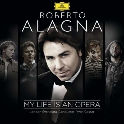 My Life Is An Opera [London Orchestra, Yvan Cassar]