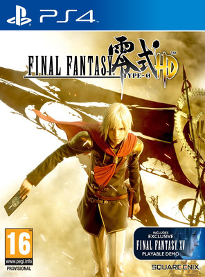 Final Fantasy Type 0 HD PS4