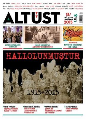 Altüst Dergisi Sayı 15
