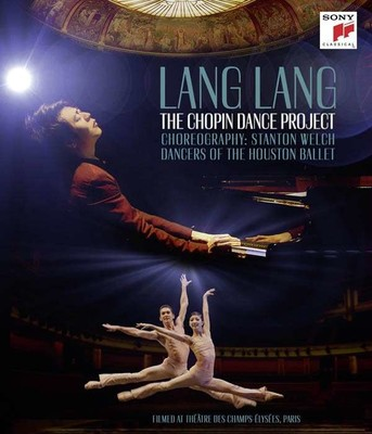 The Chopin Dance Project (Blu-Ray)