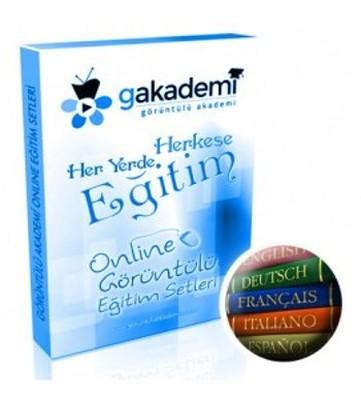 10. Sınıf İngilizce Online Görüntülü Eğitim Seti