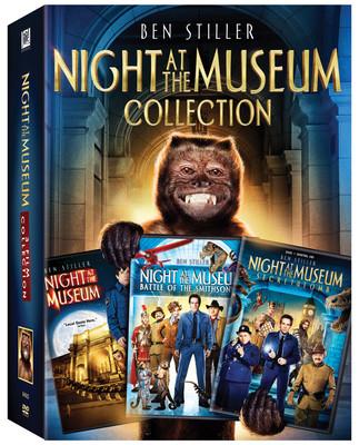 Night At The Museum Box Set