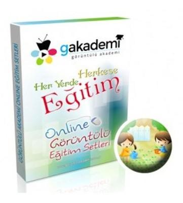 1. Sınıf Matematik Online Görüntülü Eğitim Seti