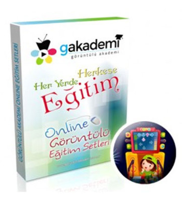 3. Sınıf Matematik Online Görüntülü Eğitim Seti