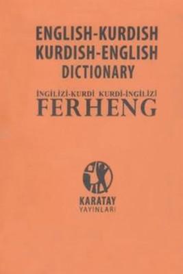 Kürtçe-İngilizce Sözlük