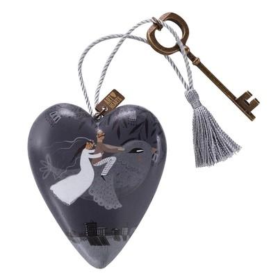 Art Heart Mr. & Mrs.