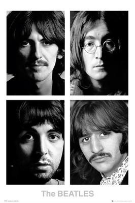 GB eye The Beatles White Album Poster LP1837