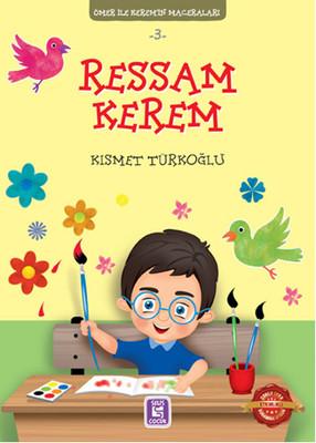Ömer İle Kerem'in Maceraları 3 - Ressam Kerem
