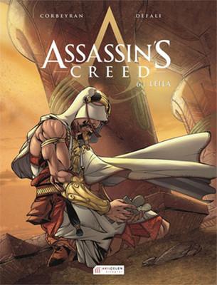 Assassin's Creed 6. Cilt - Leila