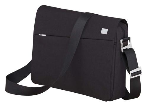 Lexon Airline Shoulder Bag - Omuz Çantasi Siyah LN361N