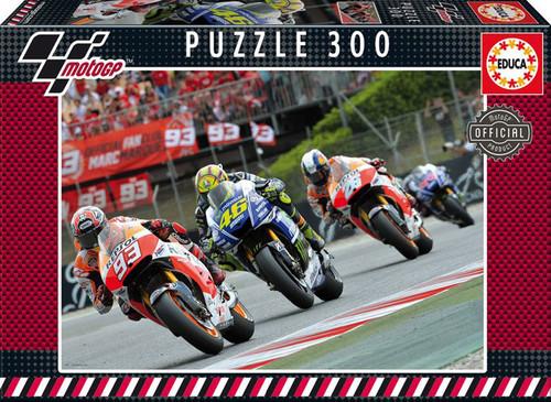 Educa Puzzle Çocuk 300 Motogp 16349 Karton