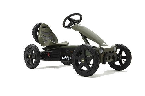 BERG Jeep Adventure Go-Kart 12002