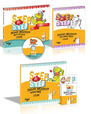 Step By Step Prescholl Book