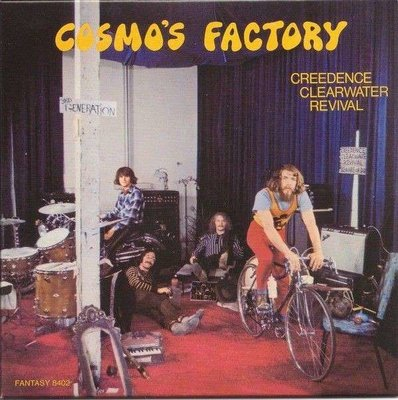 Cosmo's Factory [180 Gr. Limited Edition]